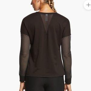 5/$20 Marika Abigail pullover yoga/athletic top